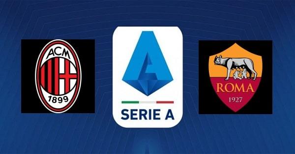 Na zdjęciu zapowiedź meczu Serie A