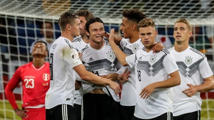 Niemcy vs Peru