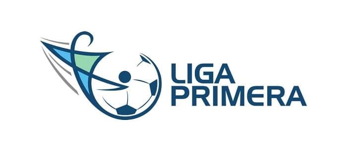 Na zdjęciu logo ligi Nikaragui