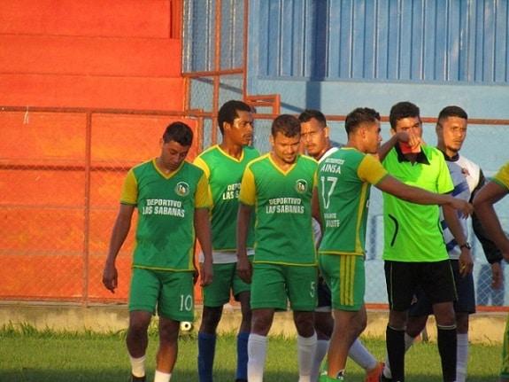 Na zdjęciu zawodnicy Deportivo